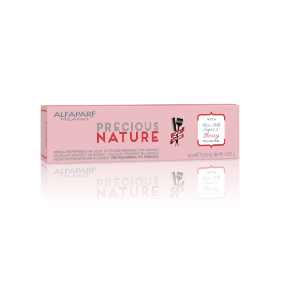 ALFAPARF PRECIOUS NATURE HAIR COLOR 6.66 BIONDO SCURO ROSSO INTENSO 60 ML