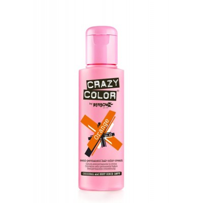 CRAZY COLOR ORANGE 100 ML
