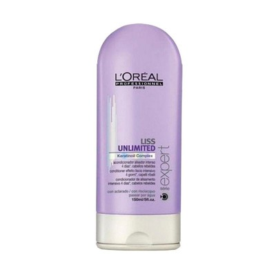 L'OREAL LISS UNLIMITED CONDITIONER 150 ML