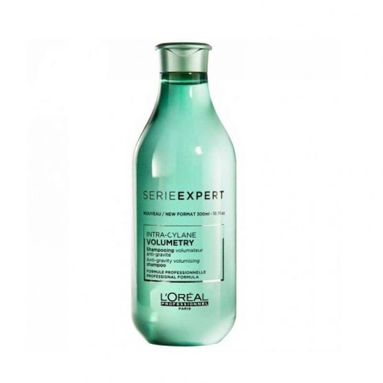 L'OREAL VOLUMETRY SHAMPOO 300 ML