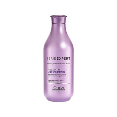 L'OREAL SERIE EXPERT LISS UNLIMITED SHAMPOO 300 ML