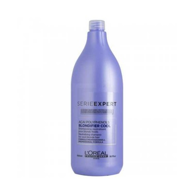 L'OREAL SERIE EXPERT BLONDIFIER COOL SHAMPOO 1500 ML