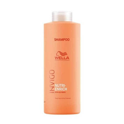 WELLA INVIGO NUTRI-ENRICH DEEP NOURISHING SHAMPOO 1000 ML