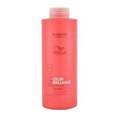 WELLA INVIGO COLOR BRILLIANCE SHAMPOO CAPELLI SOTTILI 1000 ML