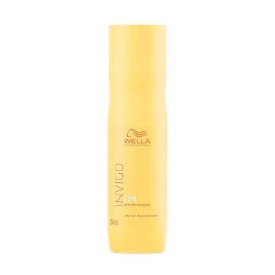 WELLA INVIGO SUN AFTER SUN CLEANSING SHAMPOO 250 ML