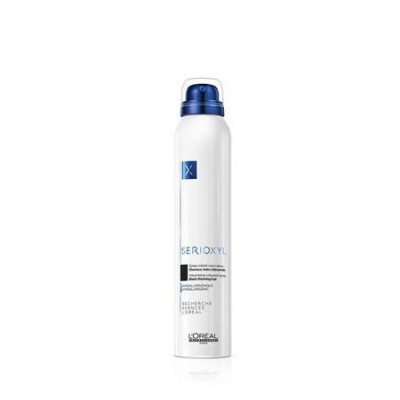 L'OREAL SERIOXYL SPRAY COLORATO VOLUMIZZANTE NERO 200 ML