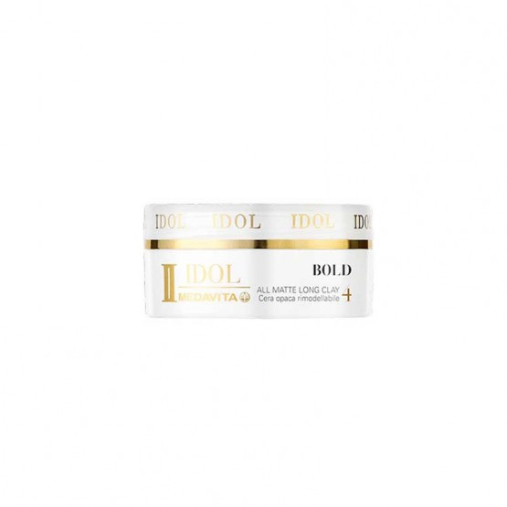 MEDAVITA BOLD ALL MATTE LONG CLAY 100 ML