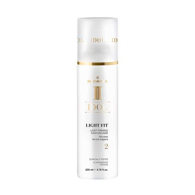 MEDAVITA IDOL LIGHT FIT LIGHT FIRMING HAIR MOUSSE 200 ML