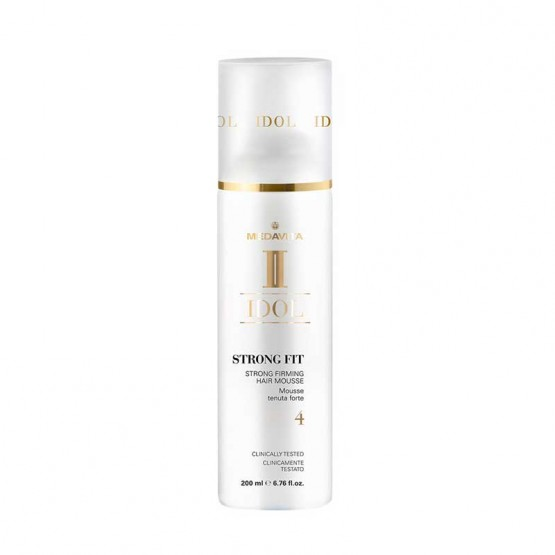 MEDAVITA IDOL STRONG FIT STRONG FIRMING HAIR MOUSSE 200 ML