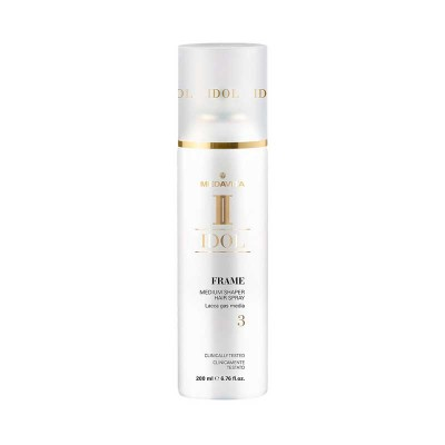 MEDAVITA IDOL FRAME LIGHT SHAPER HAIR SPRAY 200 ML