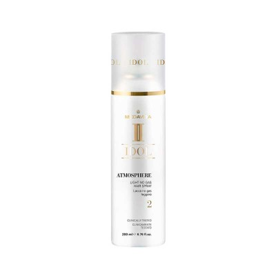 MEDAVITA IDOL ATMOSPHERE LIGHT NO GAS HAIR SPRAY 200 ML