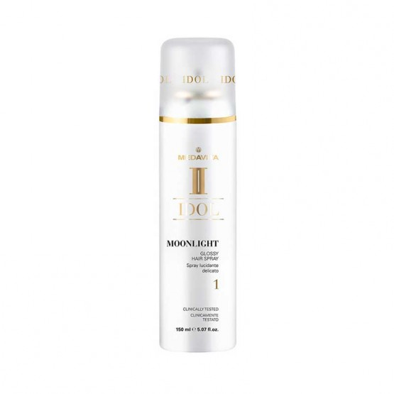 MEDAVITA IDOL MOONLIGHT GLOSSY HAIR SPRAY 150 ML