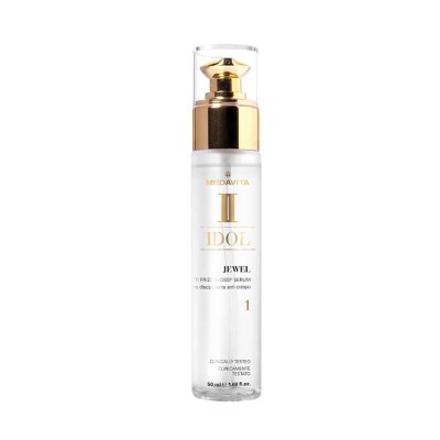 MEDAVITA  IDOL JEWEL ANTI FRIZZ GLOSSY SERUM 50 ML