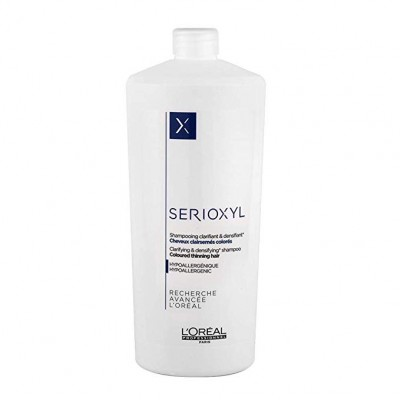 L'OREAL SERIOXYL SHAMPOO CAPELLI COLORATI 1000 ML
