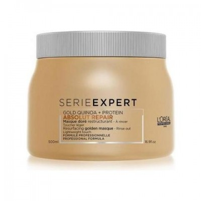 L'OREAL SERIE EXPERT ABSOLUT REPAIR GOLD MASCHERA 500 ML
