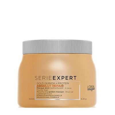 L'OREAL SERIE EXPERT ABSOLUT REPAIR GOLD MASCHERA DORATA 500 ML