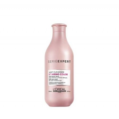 L'OREAL SERIE EXPERT VITAMINO COLOR SOFT CLEANSER 300 ML