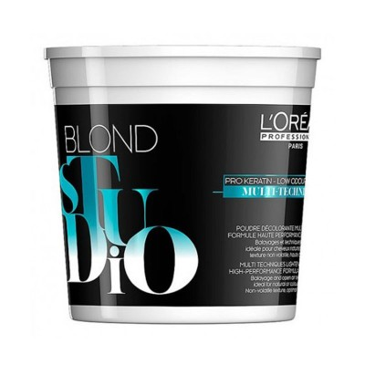 L'OREAL BLOND STUDIO MULTI TECHNIQUES POWDER 8 500 G