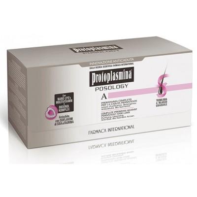 PROTOPLASMINA POSOLOGY ANTICADUTA + OMAGGIO TRICOSAMMINA 30 CAPSULE