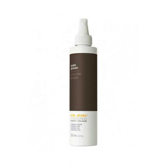 MILK SHAKE CONDITIONING DIRECT COLOUR COLD BROWN 200 ML