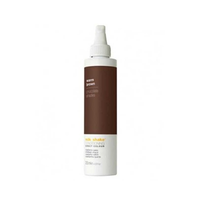 MILK SHAKE CONDITIONING DIRECT COLOUR WARM BROWN 200 ML
