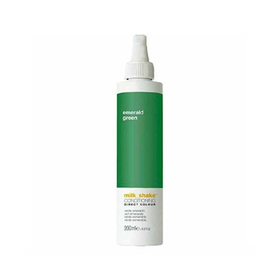 MILK SHAKE CONDITIONING DIRECT COLOUR ERMERALD GREEN 200 ML