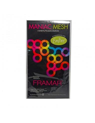 FRAMAR MANIAC MESH 5 FOGLI