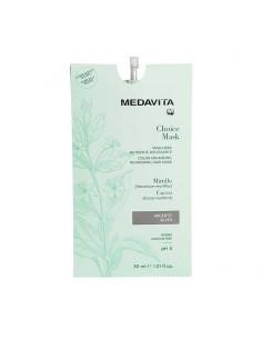 MEDAVITA CHOICE MASK RIFLESSANTE ARGENTO 30 ML