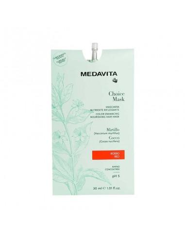 MEDAVITA CHOICE MASK RIFLESSANTE ROSSO 30 ML