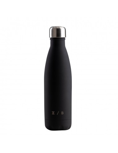 Orion Bottle Soft Touch Nero 500 ml