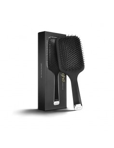 ghd puddle brush spazzola con base larga e piatta.
