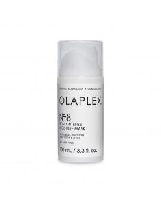 Maschera ripatrice per capelli danneggiati Olaplex N°8 Bond Intense Moisture Mask 100 ml