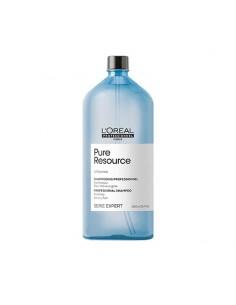 L'Oréal Serie Expert Pure Resource Shampoo 1500 ml.